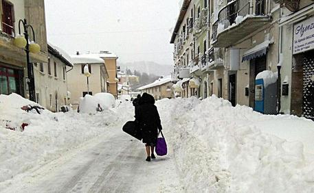 Terremoto: abitante Montereale, tre scosse violentissime