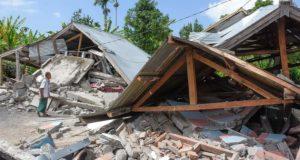 Forte scossa di terremoto in Indonesia