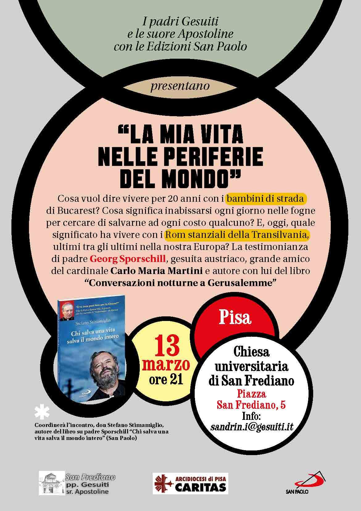 13 marzo, Pisa