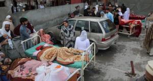 Terremoti: almeno 62 i morti in Pakistan e Afghanistan