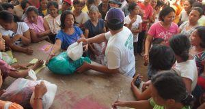 caritas filippine