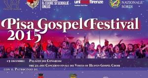 pisagospel festival