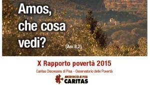 rapporto povertà 2015