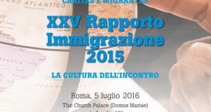 25 rapporto immigrazione
