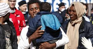 Immigrazione: a Trapani migranti soccorsi a largo Lampedusa
